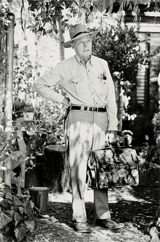 Landscape architect, Thomas D. Church