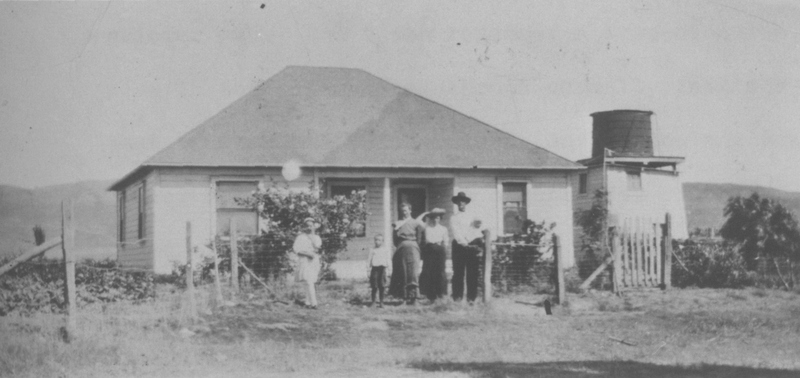McHenry Farm, Lompoc, California, 1912