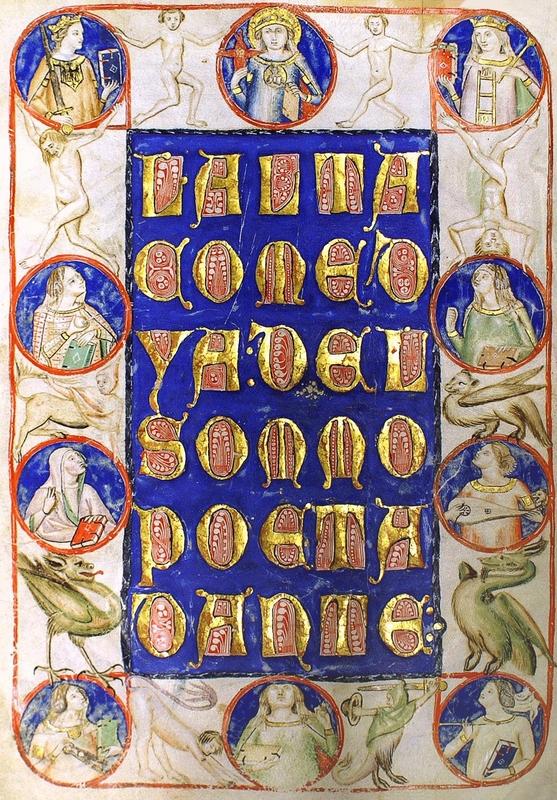 Title Page of Codex Altonensis- (5v)