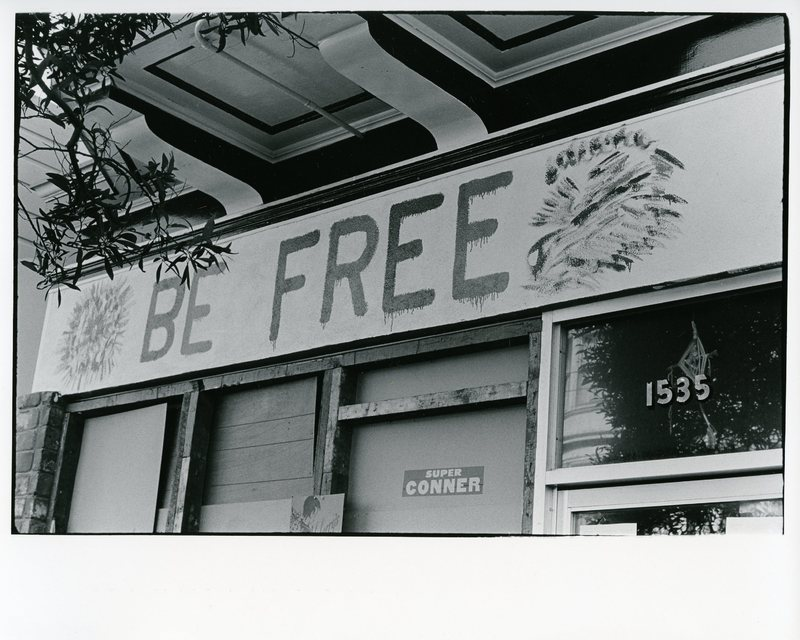 BE FREE Haight-Ashbury 1967 ©Ruth-Marion Baruch.jpg