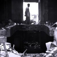 Al-Mutanabbi car bomb wreckage