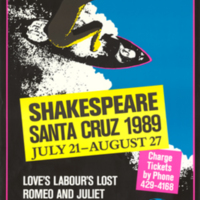 Summer 1989 season poster