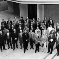 6.1965_Founding faculty group .jpg