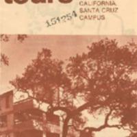 Self guided walking tours of the University of California, Santa Cruz campus [1971]