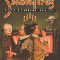 Summer 2003 season poster
