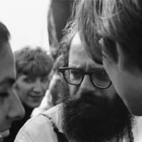 UC Santa Cruz students at the Human Be-In in Golden Gate Park, January 14, 1967