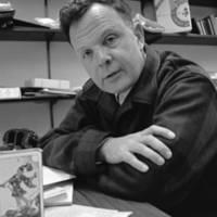Norman O. Brown, professor of humanities. 1971.