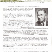 Chancellor's Memo (April 1965; Vol. 3, No. 2)