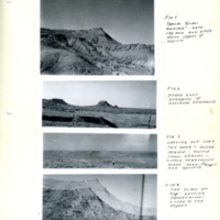 Notes and photographs of the Glass Mountains in Oaklahoma