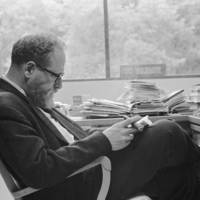 Maurice Natanson, Professor of Philosophy, founding faculty. 1966.
