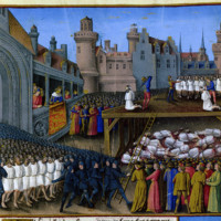 Miniature of the Execution of Muslims