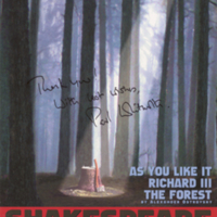 Summer 1997 season poster