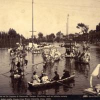 Water Carnival, Santa Cruz. Late 19th century.