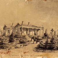Jordan House, Cowell Ranch (Now Cardiff House)