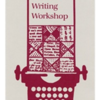 Women's Voices: A Creative Writing Workshop. Brochure. 1983.