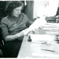 Jean Harmon at the University of Minnesota