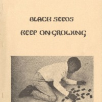 Black Seeds Keep on Growing: Black student life at Cowell College (November 1972)