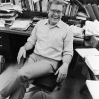 Karl Lamb, Professor of Politics. 1971.