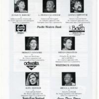 Program from 1991 Festival