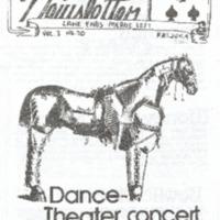 College Five newsletter (June 9, 1972; Volume 3, Number 20)