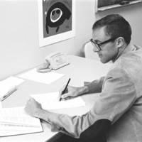 Ronald Larsen, Professor of Mathematics. 1966.