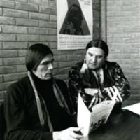 AIM Leaders Dennis Banks and Clyde Bellecourt (1973)