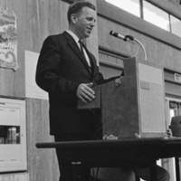 William Hitchcock, Professor of History, founding faculty. 1966.