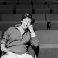 Shakespeare Santa Cruz founding artistic director Audrey Stanley, 1986.