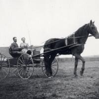 Frank George, Caretaker, Cowell Ranch
