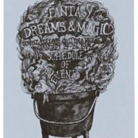 Fantasy Culture Break Program. Cowell College. January 1974.