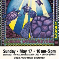 13th Annual Multicultural Festival Poster, 1992