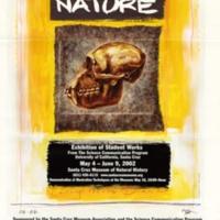 Illustrating Nature. Science Illustration Program exhibit. Santa Cruz Museum of Natural History, 2002. Poster.