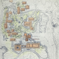Central Campus Preliminary Drawing