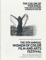 2000 Women of Color Film and Arts Festival Program