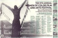 2000 Women of Color Film Festival Poster