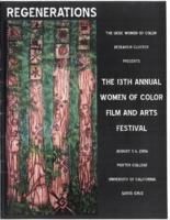 2006 Women of Color Film and Arts Festival Program
