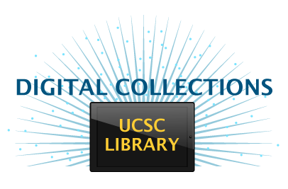 UCSC Library Digital Collections Logo
